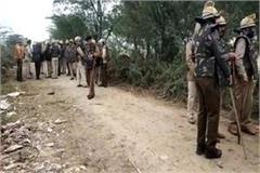preparation to remove illegal possession from 384 acres of land in sirsadh