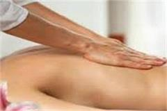 the doctor did obscene act with physiotherapist while massaging