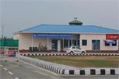 four lane proposal ready for adampur airport