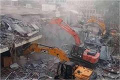 bulldozer fired at jeetu soni s office revealing honey trap