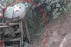 two road accidents on nh chandigarh manali