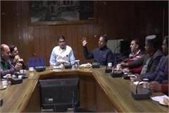 hill artists will be given attention in hamir utsav