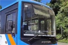 after shimla electric buses will soon run in bilaspur