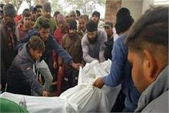 goraya mother tied her son to a final farewell