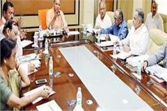 yogi government passes budget of 5 25 lakh crore in cabinet meeting