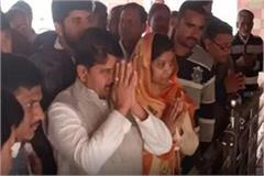 home min worships family s mother baglamukhi announces end mafia raj