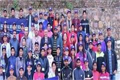 mlsm college sundernagar starts nss 7 day special camp