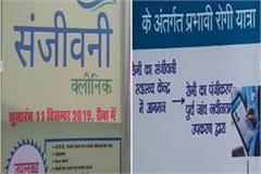 public health minister sukhdev pasay inaugurated sanjeevani clinic