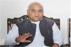 pm modi does politics for revenge cooperative minister