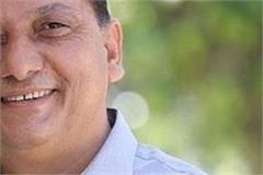 rajendra rana took a pinch when bjp s newcomer sank in jharkhand