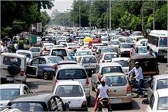 traffic will remain diverted in jalandhar on january 1
