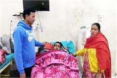 23 year old avinash s two kidneys deteriorate