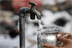 taps and water will be delivered to every household by the year 2022