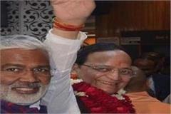 bjp national general secretary arun singh elected unopposed to rajya sabha