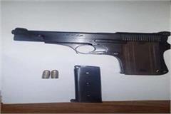 kullu pistol yuvak arrested