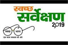 swachh survekshan 2019 see your city rank