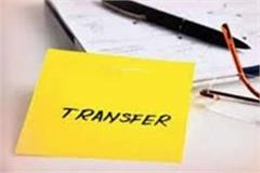 16 ias and 15 pcs officers transferred in punjab