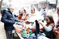 this unique bank is distributing free clothes to the needy people
