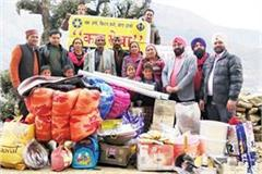 kullu fire incident affected family institution help