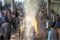 funeral of martyr varun kumar sharma