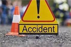 groom dies in road accident