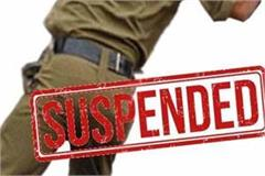 shimla punjab yuvak assault constable suspended
