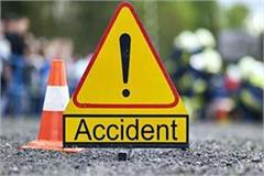 death of scooty rider in accident