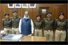 haryana gets 5 new ips officers