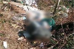 deadbody of teacher found in river