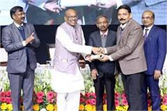doctor ramesh chand sharma get ict award