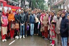 smc teachers demand salary on the lines of pta