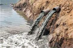 water of himachal contaminated with dirt and sewerage