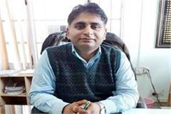 pankaj sharma became secretary of school education board