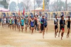 683 passed in race on 5th day of army recruitment