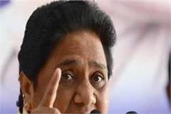 jungle raj in uttar pradesh not of law mayawati