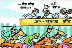 big challenge for bjp to feed  kamal  on jind s political land