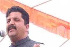 will not let things like a leader imposed in churah hansraj
