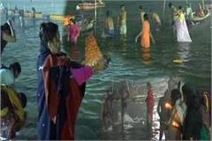 kumbh 2019 more than 10 million pilgrims plunge at poush purnima