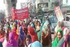 nationwide strike seen in haryana