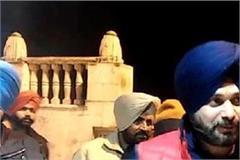 punjab cabinet minister navjot singh sidhu of shri naina devi