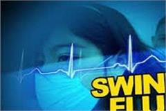 swine flu female doctor of civil hospital