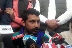 chandrasekhar did the supporter of sp bsp coalition