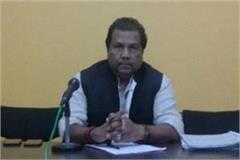shivraj s  sambal yojana  scam involving 13 hundred crore  rakesh singh
