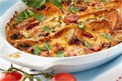 spinech omelette nachos recipe