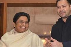 mayawati expresses her indications of combating