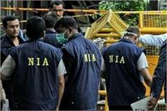 nia again raided in search of suspected militants in amroha