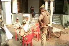 31 officers conduct raids in chappan bhog