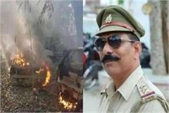 1 more accused arrested in bulandshahr policeman murder case