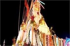 nana devi s darbar at the new year