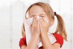 disease resistant power reduces children to early cold